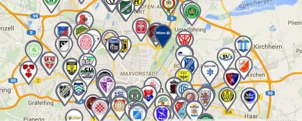 Fussballvereine In Munchen Stadt Fussballtempel24